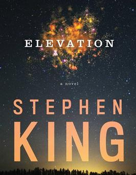 Girl Gone Reading: King's New Book - Elevation - It Wasn't High Enough For Me