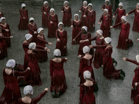 Girl Gone Smart/Reading: Who needs therapy after the finale of The Handmaid's Tale? *no spoilers!*