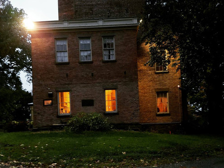 Girl Gone Local: Haunted and Historic Pub Crawl of Ten Broeck Mansion