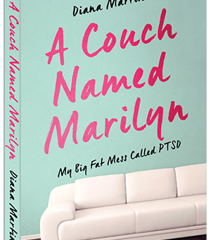 Girl Gone Reading: A Couch Named Marilyn