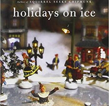 Girl Gone Reading: Holidays on Ice. My Last Family Dinner or Your Next Read?
