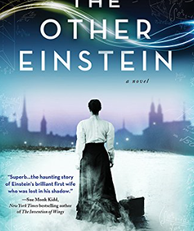 Girl Gone Reading: The Other Einstein - another bad ass woman