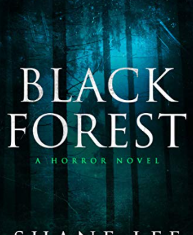 Girl Gone Reading: Black Forest - it doesn't have to be October to enjoy horror