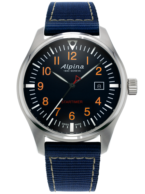 Alpina Startimer Pilot Quartz Ref. AL-240N4S6