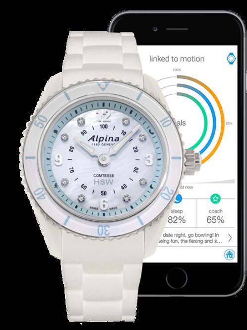 Alpina Ladies Horological Smartwatch Ref. AL-281MPWND3V6