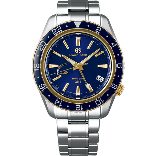 Grand Seiko spring drive GMT SBGE248