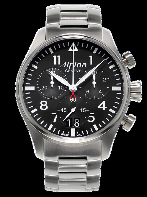 Alpina Startimer Pilot Big Date Chronograph Ref. AL-372B4S6B