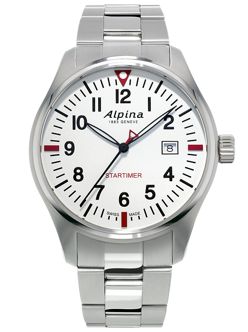 Alpina Startimer Pilot Quartz Rref. AL-240S4S6Bhttp://alpinawatches.com/watches/
