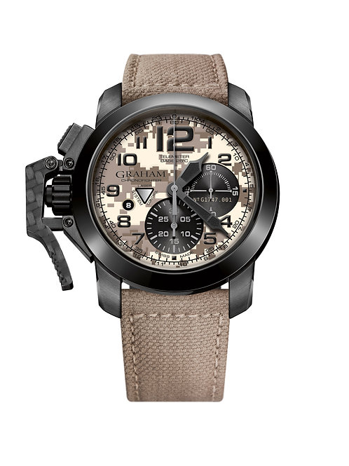 Chronofighter Black Arrow REF. 2CCAU.E05A
