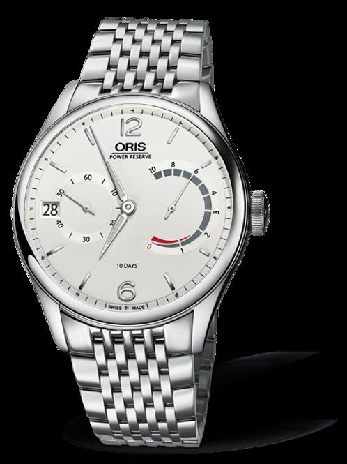 ORIS ARTELIER CALIBRE 111 silver dial