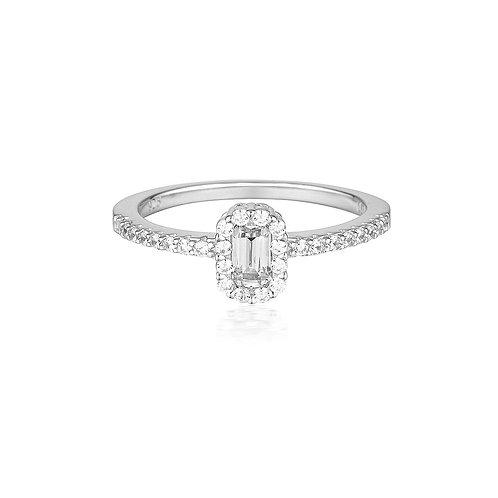 Georgini Paris Silver Ring