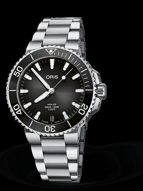 ORIS AQUIS DATE CALIBRE 400 Black
