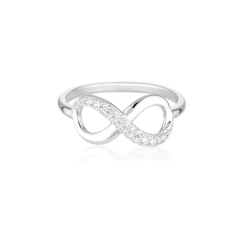 Forever Infinity Ring - Silver