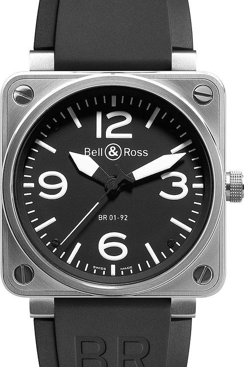 BR01-92 Steel Ref: BR0192-BL-ST