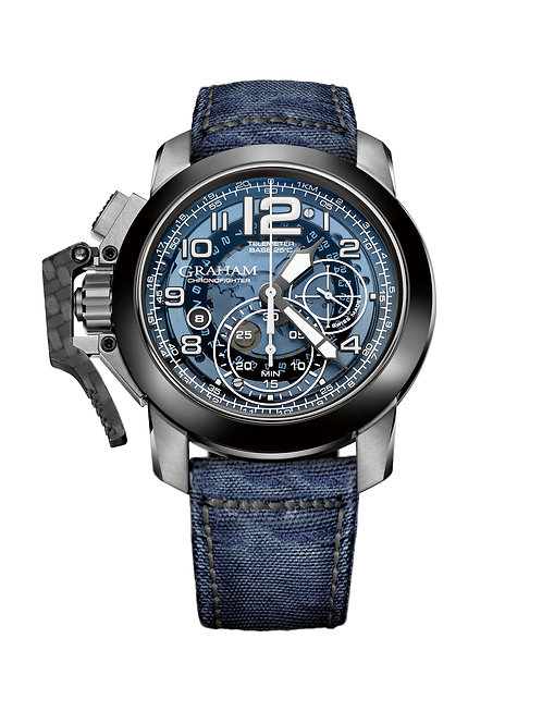Chronofighter Oversize Target REF. 2CCAC.U04A