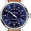 Thumbnail: MeisterSinger Perigraph AM1008 Sunburst Blue