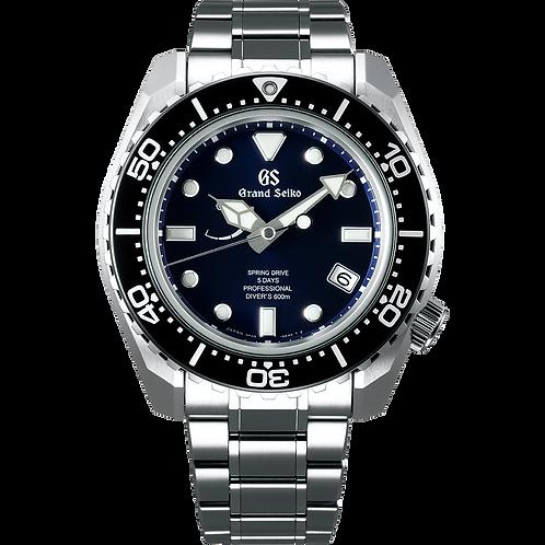Grand Seiko 60th Anniversary Limited Edition Professional Diver's 600M SLGA001
