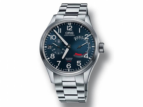 ORIS BIG CROWN PROPILOT CALIBRE 111 grey dial