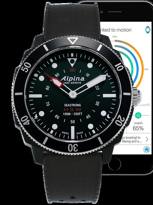 Alpina Seastrong Horological Smartwatch Ref. AL-282LBB4V6