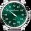 Thumbnail: MeisterSinger No.02 AM6609N Sunburst Green