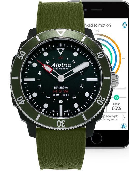 Seastrong Horological Smartwatch (ref. AL-282LBGR4V6