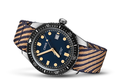 Oris DIVERS SIXTY-FIVE clean up day
