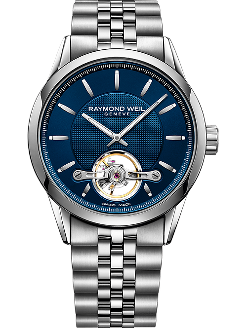 Freelancer Calibre RW1212 Men's Automatic Blue Steel