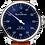 Thumbnail: MeisterSinger No.03 AM908 Sunburst Blue