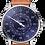 Thumbnail: MeisterSinger Pangea Day Date Sunburst Blue
