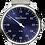 Thumbnail: MeisterSinger No.01 AM3308 Sunburst Blue