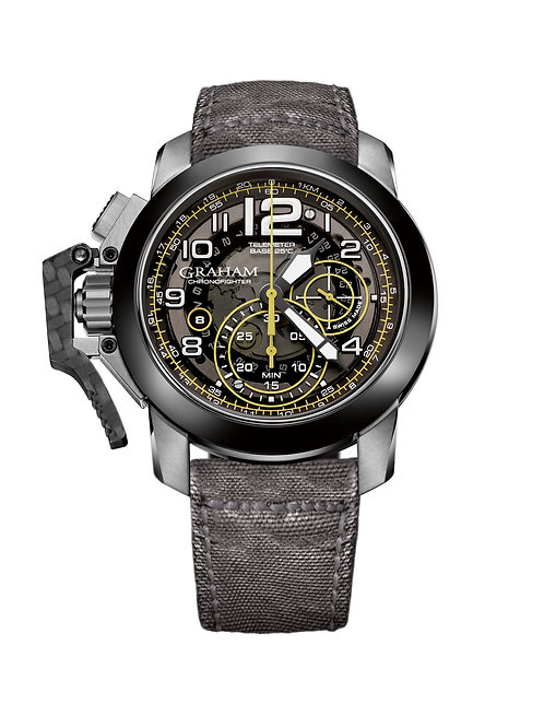Chronofighter Steel Target REF. 2CCAC.B16A