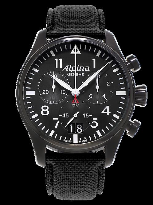 Alpina Startimer Pilot Big Date Chronograph Ref. AL-372B4FBS6