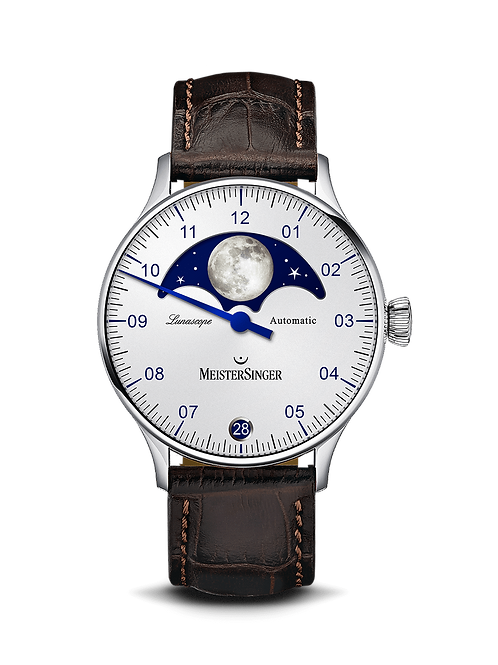 Lunascope Opalin-silver  Ref.: LS901