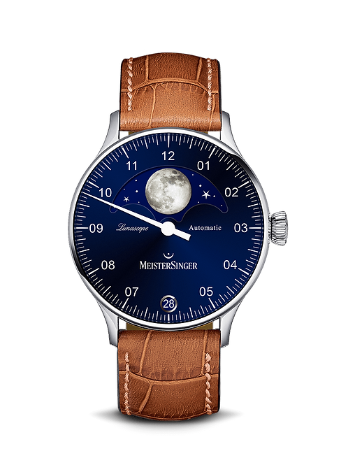 Lunascope Sunburst blue Ref.: LS908