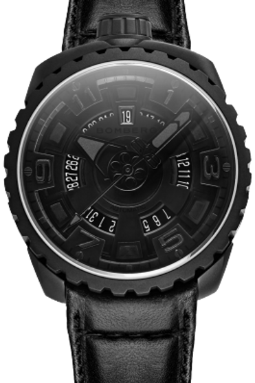 Bolt-68 Matte black Auto Ref: BS45APBA.045-5.3