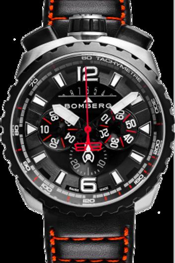 Bolt-68 red&black sapphire Ref: BS45CHSP.050-4.3