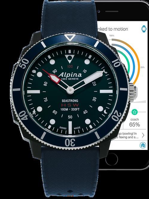Alpina Seastrong Horological Smartwatch Ref. AL-282LNN4V6