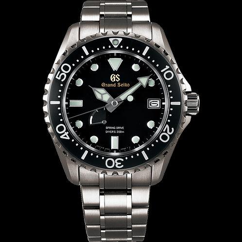 Grand Seiko Titanium Diver  SBGA231