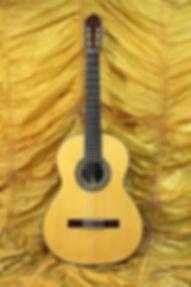 Испанская мастеровая гитара