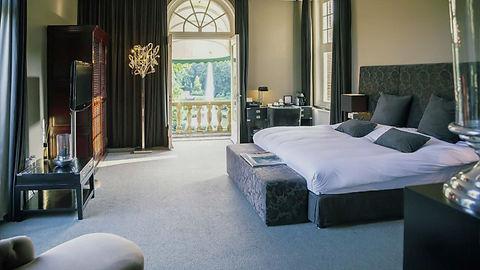 Teppichbodenreinigung im Hotel