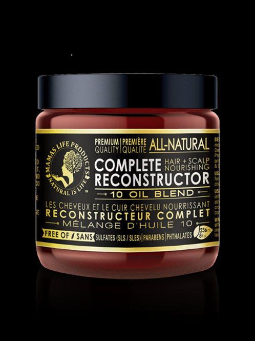 MAMA'S LIFE PRODUCTS - Complete Hair + Scalp Reconstructor