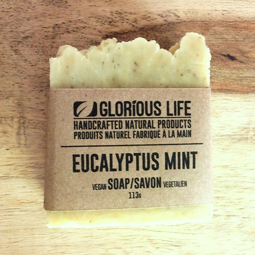 GLORIOUS LIFE - Eucalyptus Mint Soap