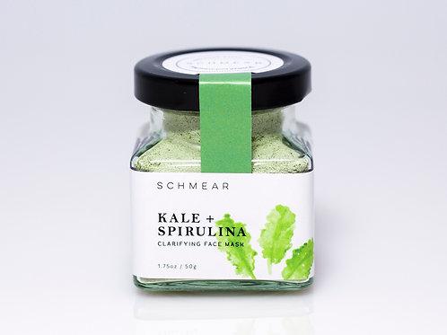 SCHMEAR - Kale + Spirulina Mask