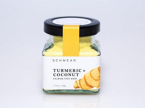 SCHMEAR - Turmeric + Coconut Mask