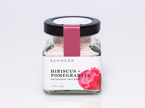 SCHMEAR - Hibiscus + Pomegranate Mask