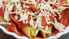 "Vegan ""Ricotta"" Stuffed Shells"