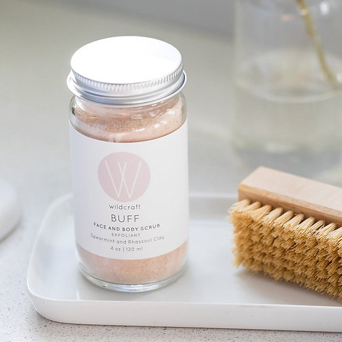 WILDCRAFT - Buff Face Scrub