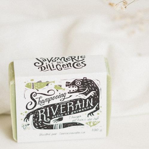 SAVONNERIE DES DILIGENCES - Riverside Shampoo Bar