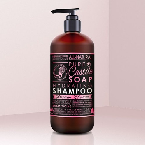 MAMA'S LIFE PRODUCTS - Pure Castile Blossom Shampoo