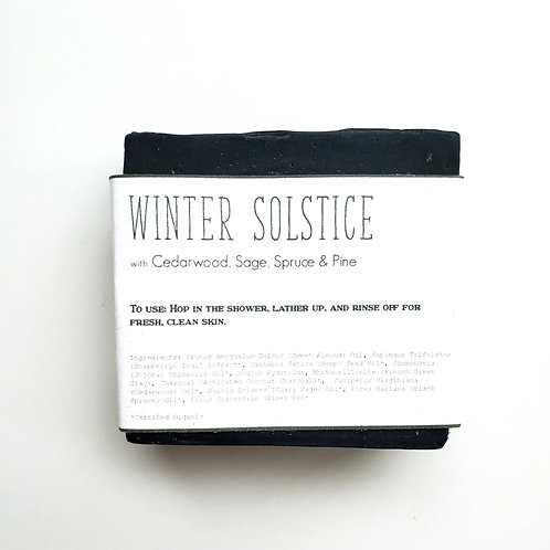 THE GREAT CANADIAN HEMP CO. - Winter Solstice Soap
